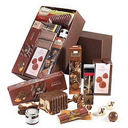 Coffret cadeau chocolat de no l cadeau pour no l - Cadeau original pour noel ...