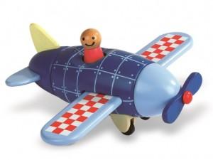 cadeau de no l pour enfant d s 18 mois un jouet avion en kit cadeau pour no l. Black Bedroom Furniture Sets. Home Design Ideas