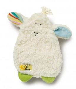 une adorable bouillotte mouton pour le premier no l de b b cadeau pour no l. Black Bedroom Furniture Sets. Home Design Ideas