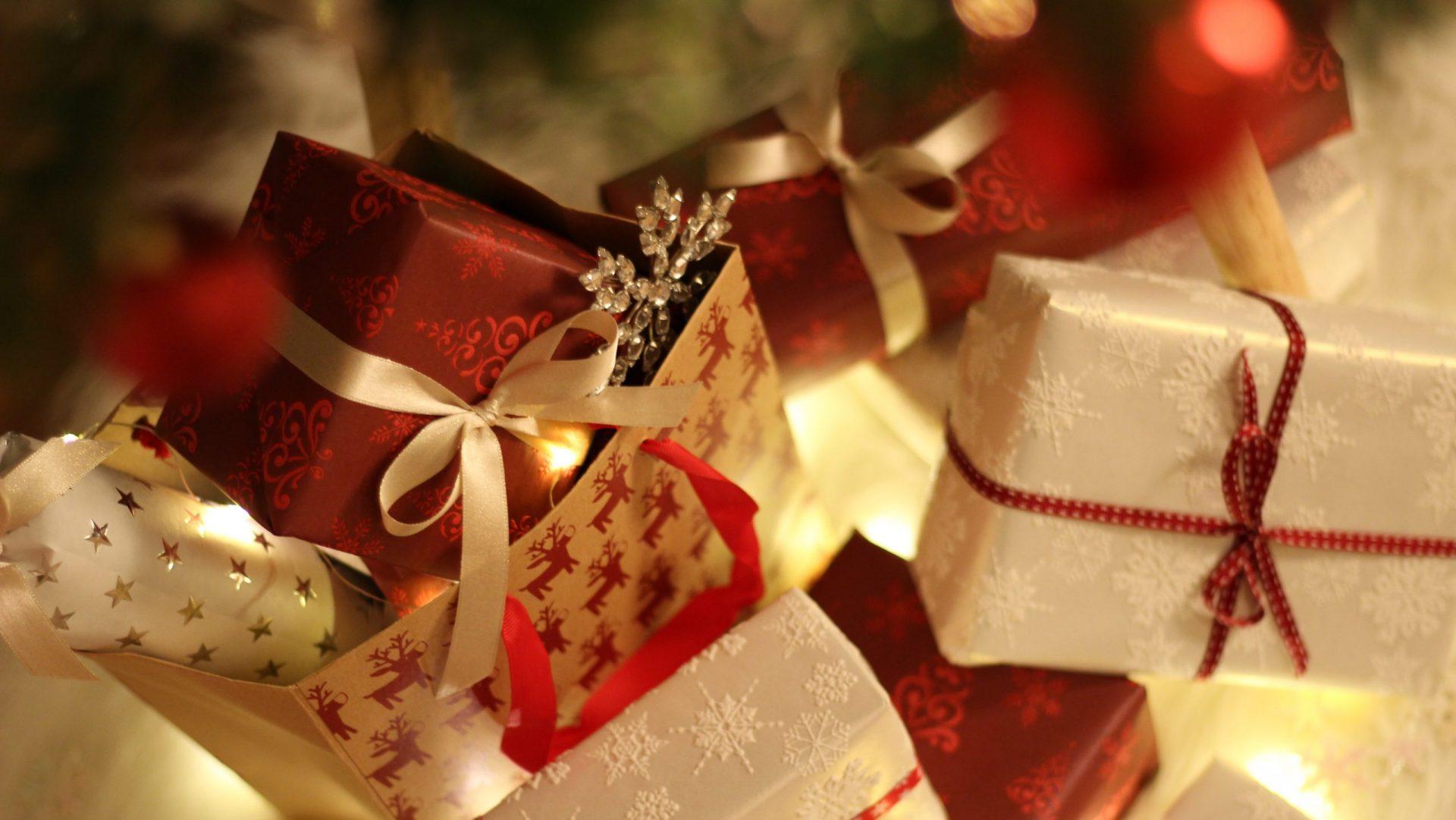 Cadeau pour Noël